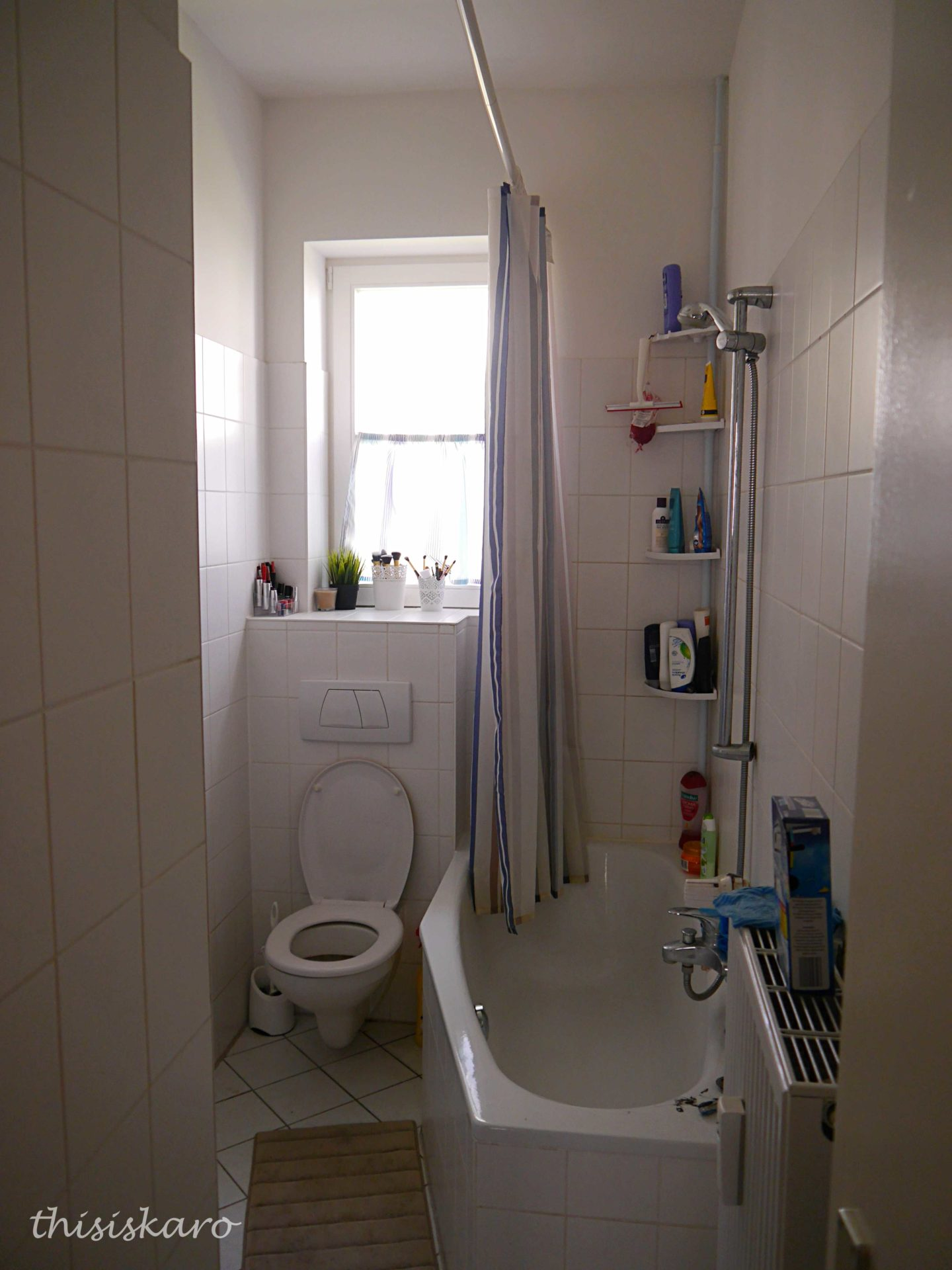 How to re-decorate a bathroom with just a small budget
