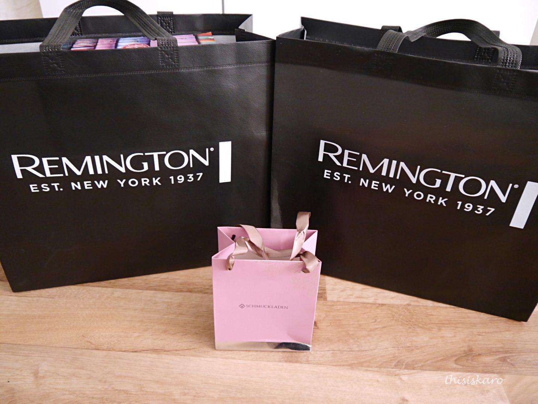Schmuckladen x Remington Partyboot Blogger Event