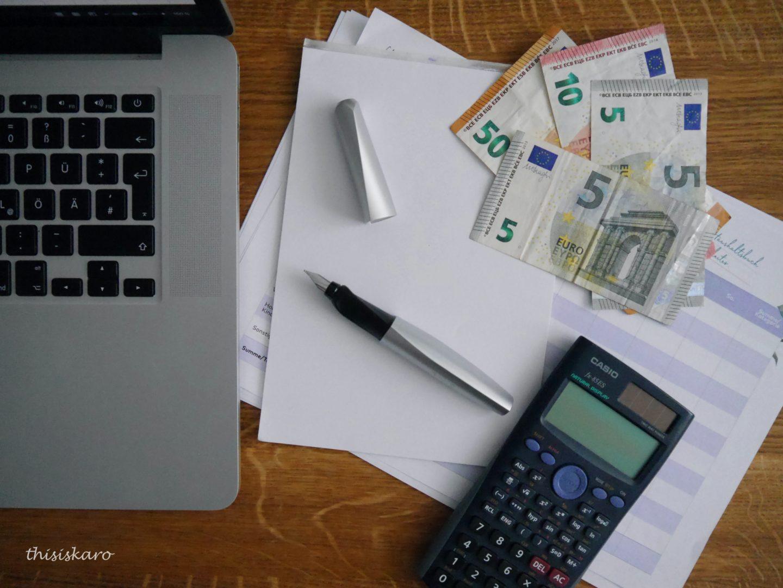 Juni Finanz-Übersicht
